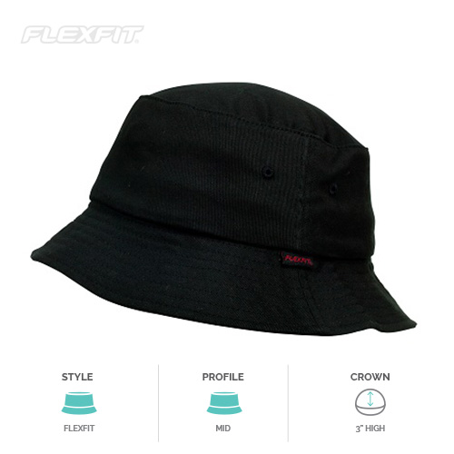 5d4aca7ca8d Home   Status   New   5003 Bucket Hat – FlexFit